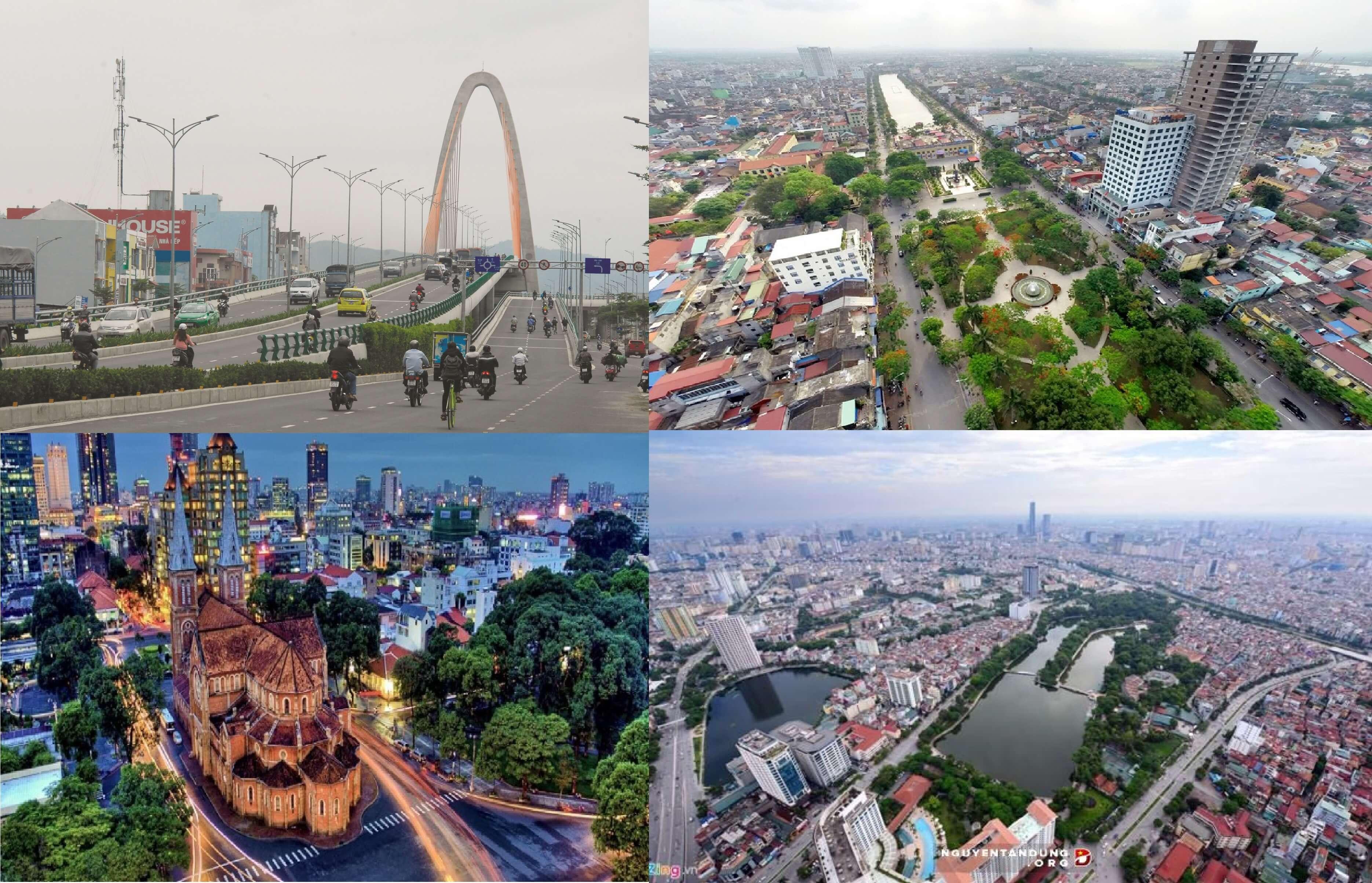 Dự án trung tâm thành phố