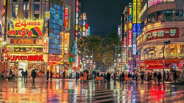 Phố đi bộ tokyo ở đà nẵng
