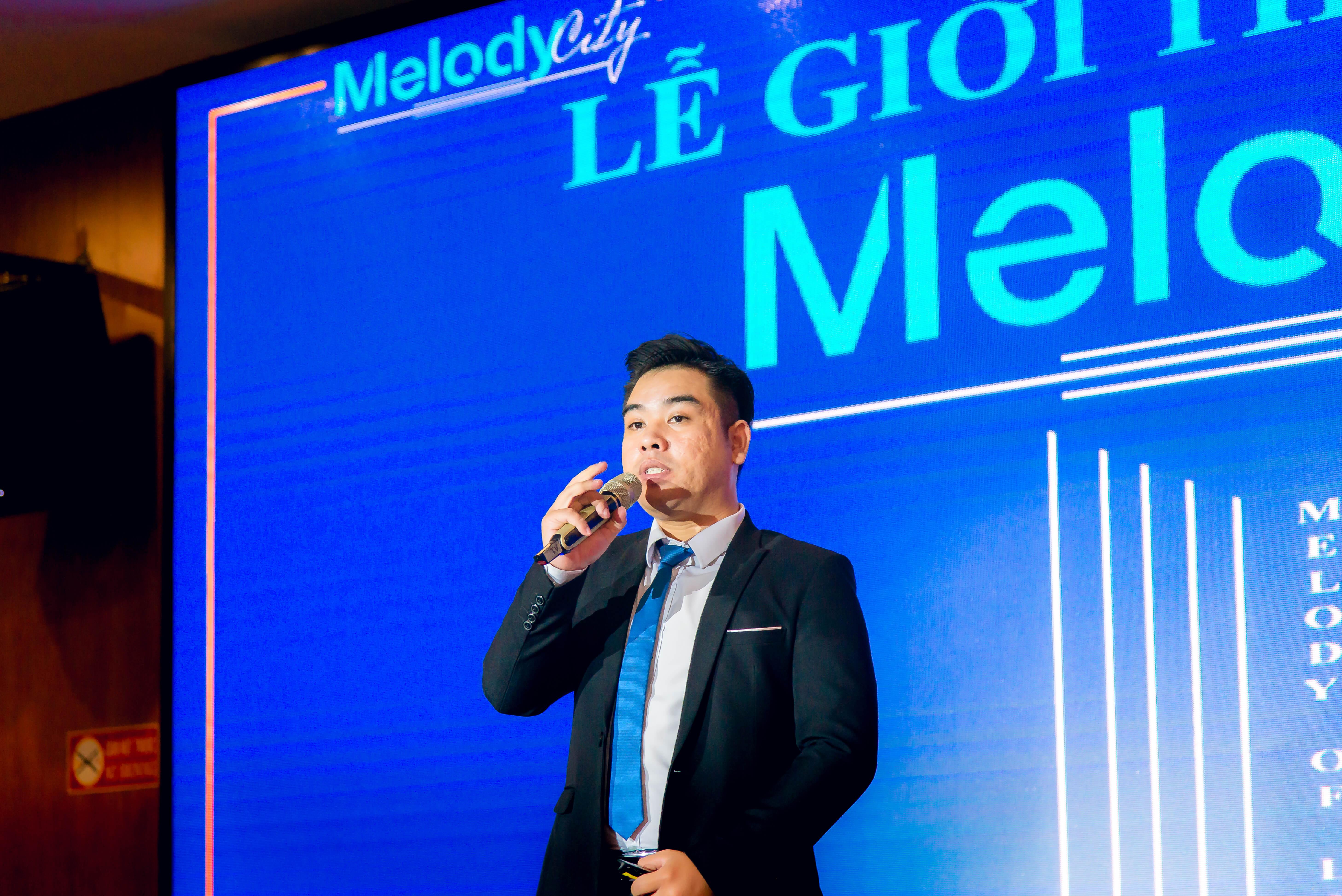 Lễ Ra mắt dự án melody city 13