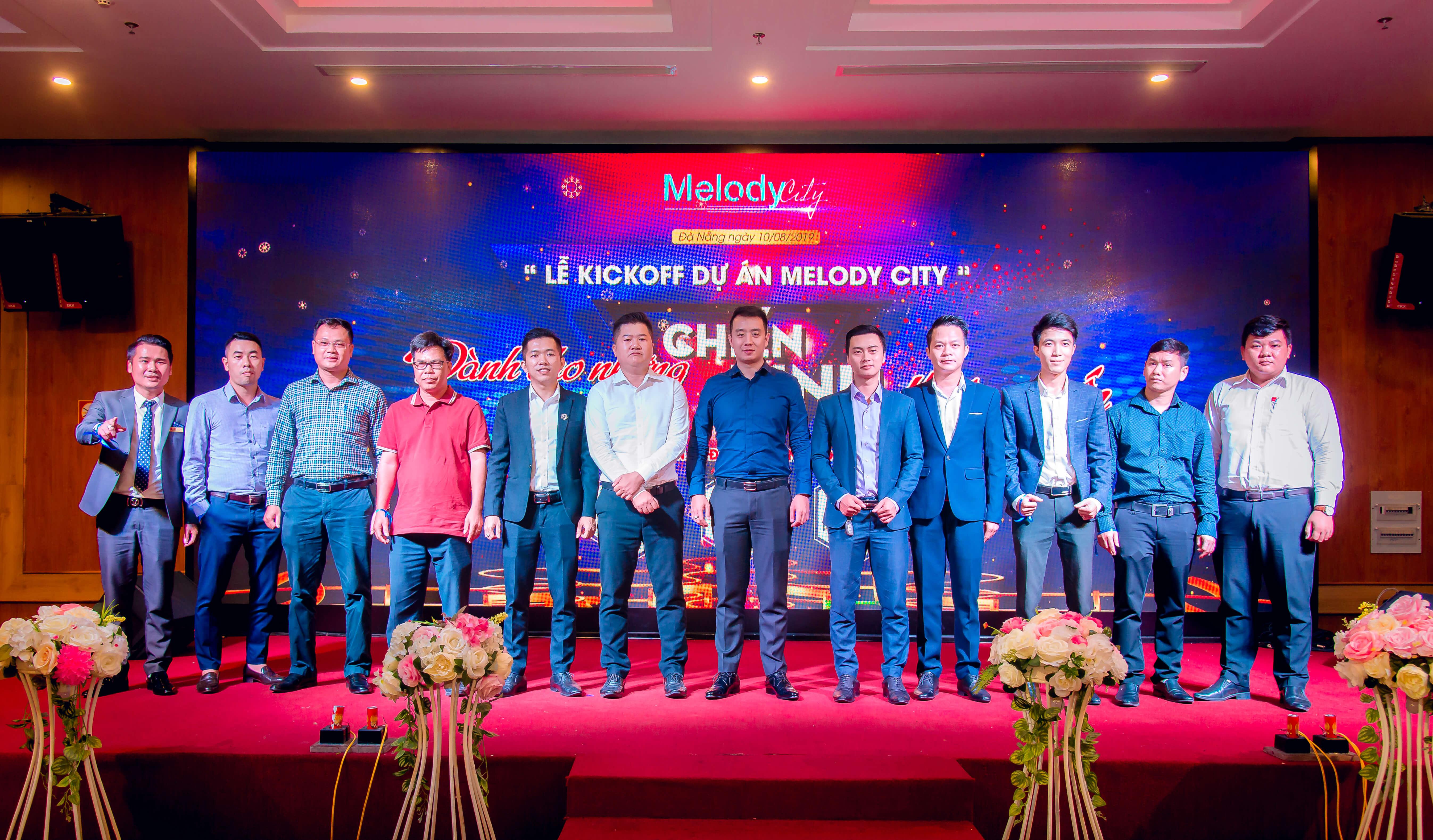 Lễ Ra mắt dự án melody city 3