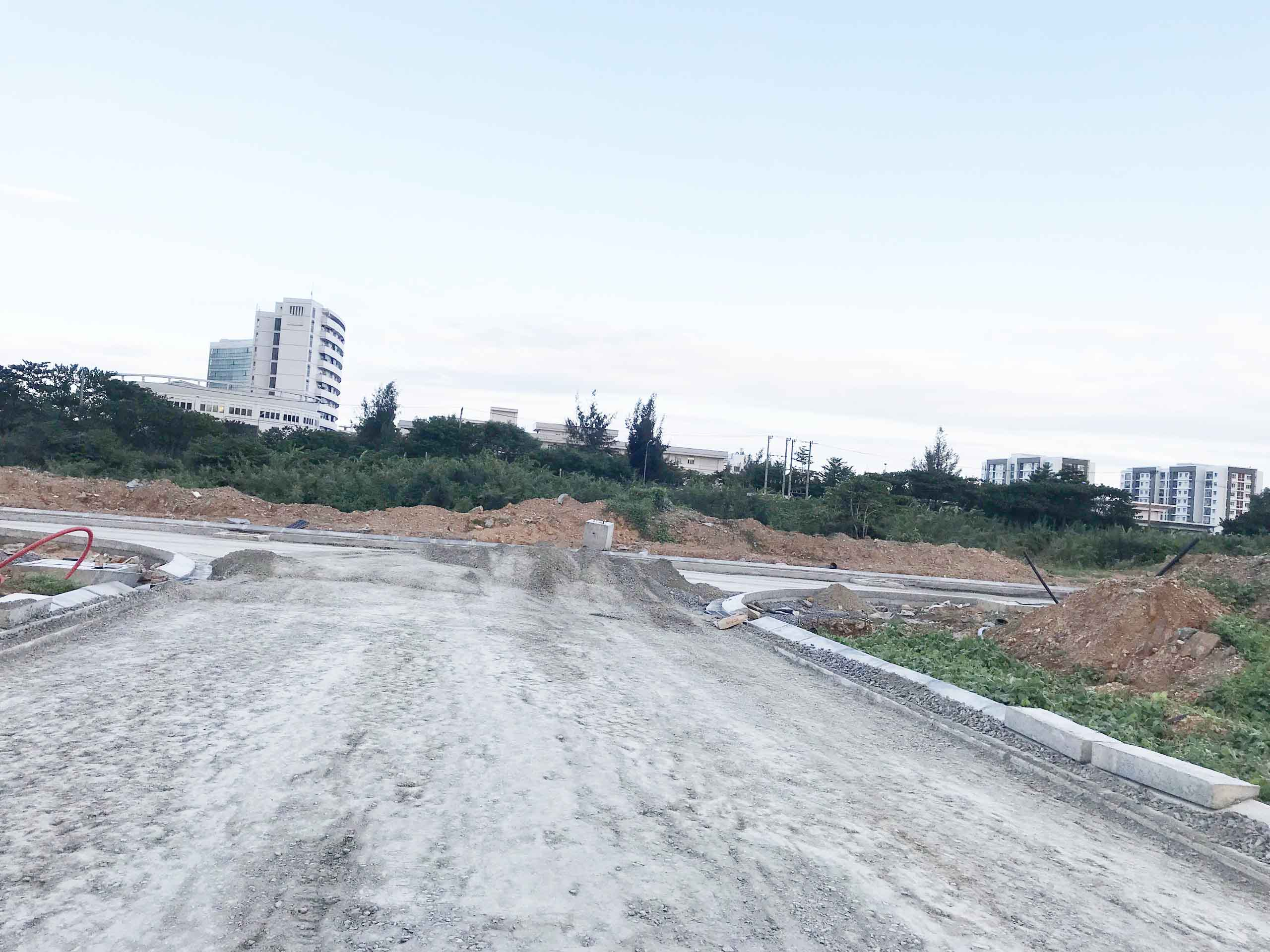 Thi công dự án Kim Long City