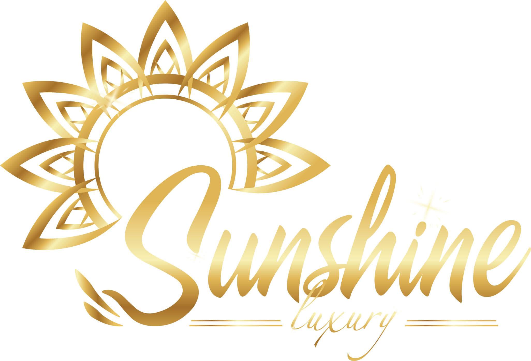 logo sunshine luxury