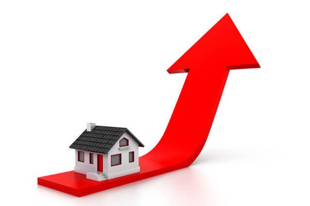 tốc độ tăng giá bất đống sản