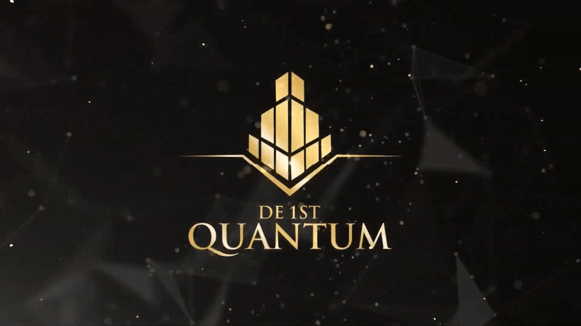 Dự án de 1st quantum logo chính