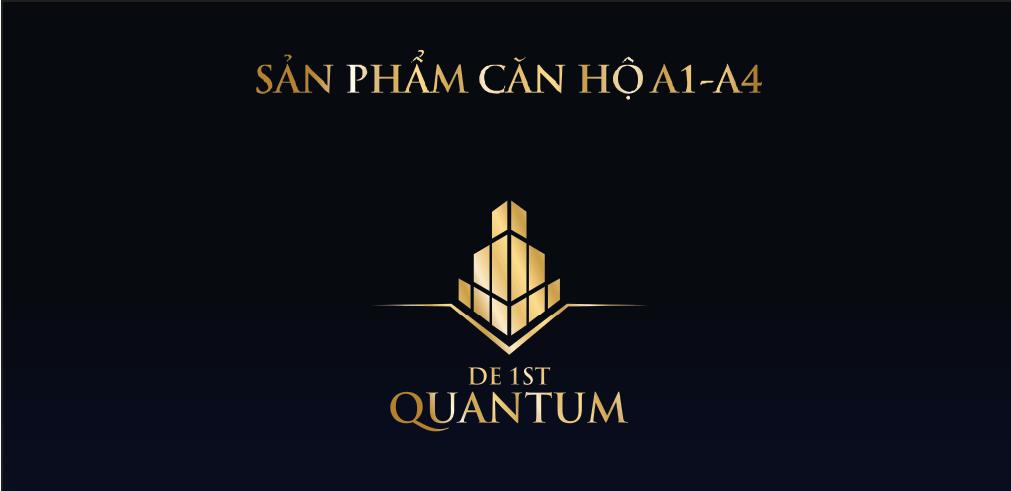 Mẫu căn họ chung cư A1-A4 de 1st quantum