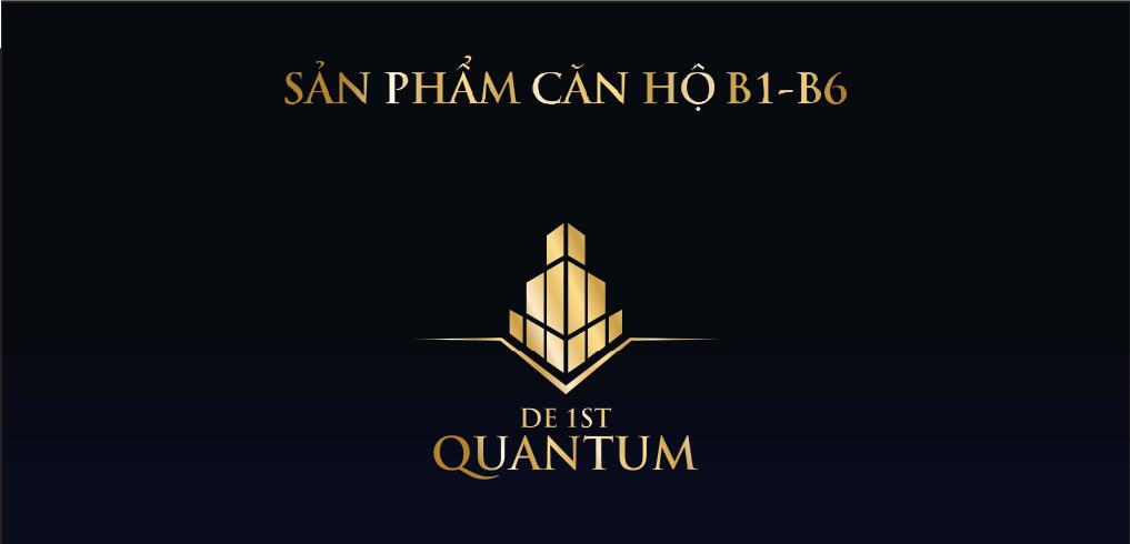 Mẫu căn hộ chung cư B1-B6 de 1st Quantum huế