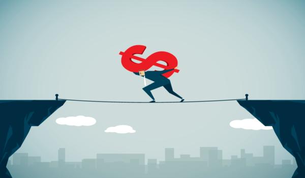 rủi ro tài chính khi vay ngân hàng