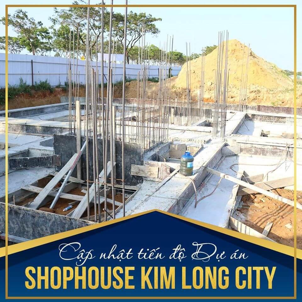 xây dựng shophouse khu e kim long city 2.2.2020